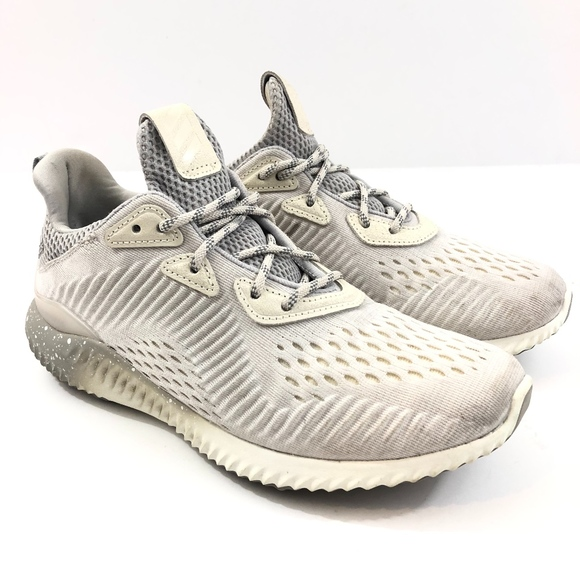 adidas Shoes - Adidas Alphabounce Reigning Champ Gray Sneakers